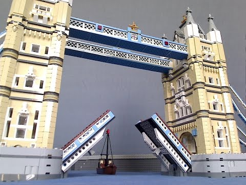 The LEGO London Bank Robbery