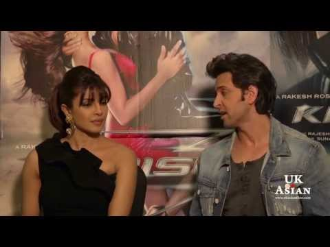 Krrish 3 Interviews with Priyanka and Hrithik Roshan