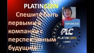 PLATINCOIN SECURE-BOX Тухнический ?  работа с Блокчейном