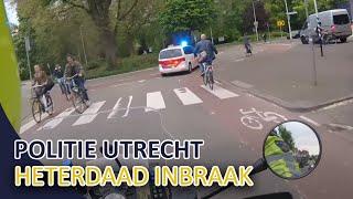 Politie Utrecht, HETERDAAD AUTO-INBRAAK !!