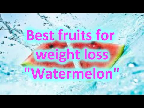 Health Benefits of Watermelon | By #Weight loss tips and tricks