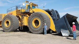 Biggest Wheel Loader in The World