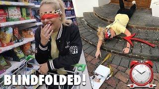 BLINDFOLDED for 24 HOURS!!! *Gone too far*