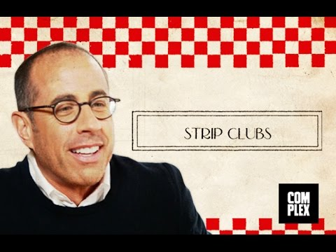 Jerry Seinfeld and Wale Discuss Strip Clubs