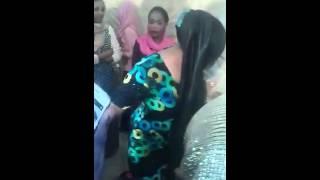 رقص سوداني نار