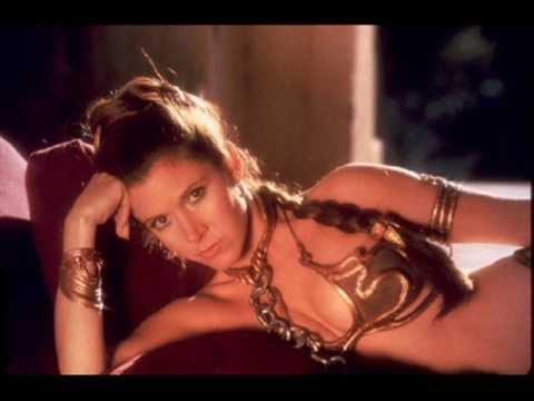 Princess Leia Montage