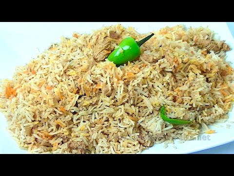 ARABIAN RICE *COOK WITH FAIZA*