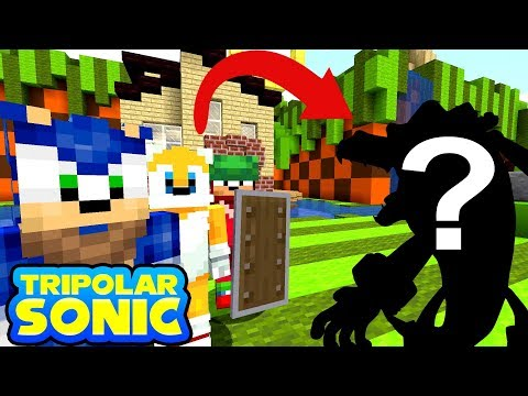 THE SECRET SONIC CHARACTER IS... *MYSTERY*   Sonic The Hedgehog Series   Minecarft [7]