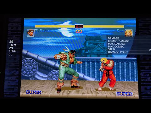 最高難易度アーケードモードをノーミスクリア目指す! Ultra Street Fighter II: The Final Challengers