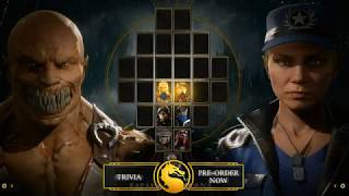 MORTAL KOMBAT 11: NEW GAMEPLAY - MATCHES, FATALITIES and XRAYS!