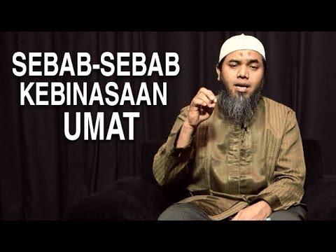 Serial Aqidah Islam (17): Sebab-sebab Kebinasaan Umat Terdahulu - Ustadz Afifi Abdul Wadud