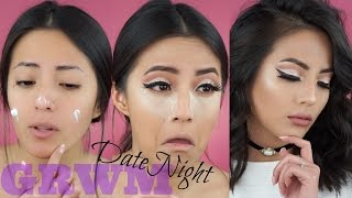 GRWM: Date Night Makeup Tutorial (Subtitulado) | itsmeana