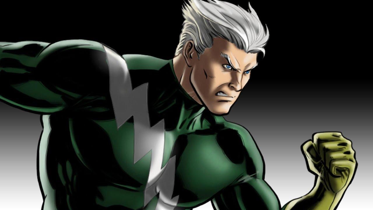 Quicksilver X Men Comic Quicksilver in X-Men Days of