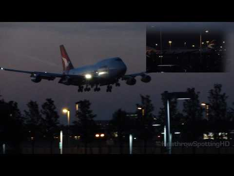 Early Morning Arrivals |  Heathrow Airport