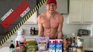 2 WEEK EMERGENCY FOOD SUPPLY LIST - HEALTHY