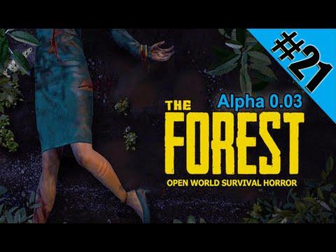 The Forest - Construindo um Pouco da Torre - Alpha 0.03