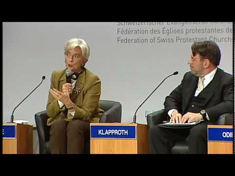Davos Open Forum 2010 - After the Financial Crisis: Consequences and Lessons Learned