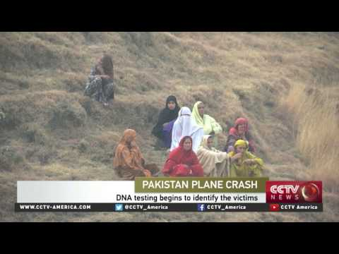 Pakistan plane in deadly crash