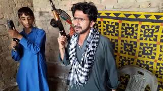 Shan Chandio Multi Talented SINDHI Funny Actor
