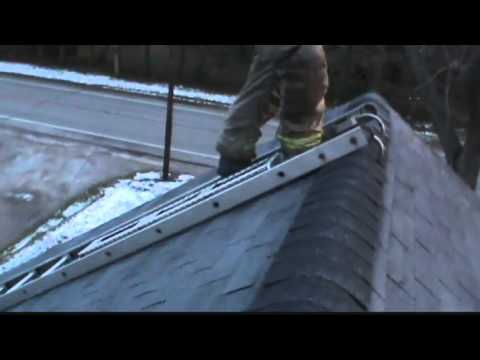 R O S Roof Operation Safety Platform Demo Youtube