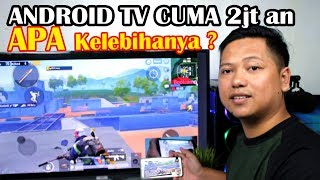Review Android TV TCL A3 40in Yang Jadi Andalan