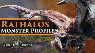 Monster Hunter World - Monster Profiles: The Rathalos