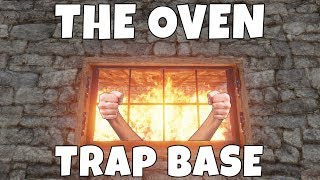 RUST | BURNING PLAYERS ALIVE in an ELECTRIC OVEN TRAP BASE!