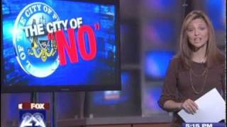 "Fox Philly: ""The City of Brotherly Love"" is Now ""The City of No"" Part 1"