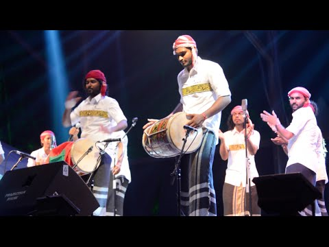 2015 Rainforst World Music Festival - HARUBEE (Maldives)
