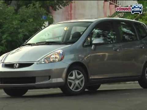 2008 Honda Fit vs. 2008 Toyota Prius   Edmunds.com