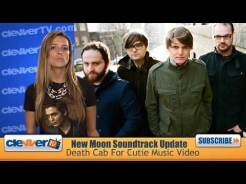 New Moon Soundtrack Update: Death Cab For Cutie Music Video