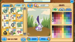 I got scammed. Lol. Animal Jam