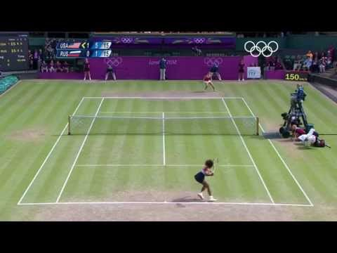 Women's Tennis Singles Finals - London 2012 Olympics