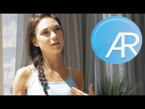 FLAT BELLY WORKOUT WITH AMANDA RUSSELL