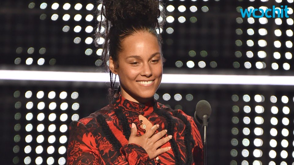 Alicia keys without