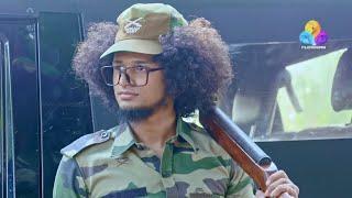 Uppum Mulakum - Soldier Rishi │മുടിയൻ മിലിട്ടറിയിലേക്ക് | Flowers│EP# 527