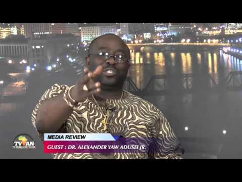Media Review EPP 002 Part II: Interview with Dr. Adusei Columbus, Ohio Chapter Chairman of NPP