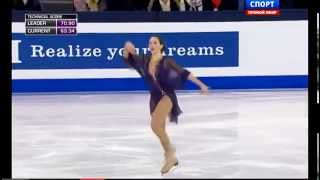 ISU Grand Prix of Figure Skating Final 2014. FS. Elizaveta TUKTAMYSHEVA