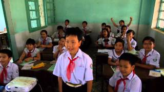 国際交流授業 - exchange study in HoiAn, Vietnam -