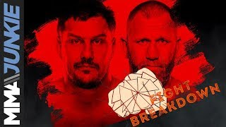Bellator 225 fight breakdown: Matt Mitrione vs. Sergei kharitonov 2
