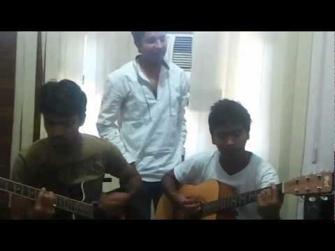 soniye hiriye teri yaad aandi hai guitar cover by Akshay Paras...