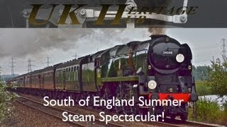 South of England Summer Steam Spectacular!