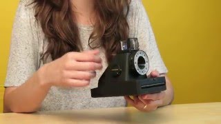 How to Frame and Focus with the I-1 Analog Instant Camera