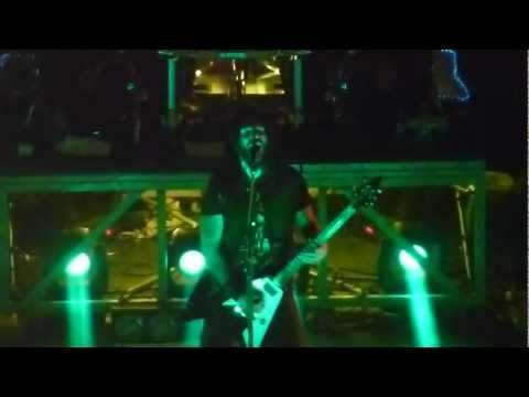 Machine Head - I Am Hell (Sonata in C#)&Be Still and Know @ Avalon, Hollywood CA, 2-17-2012