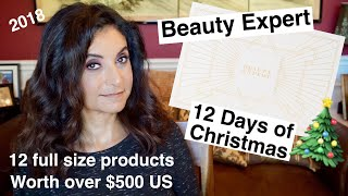Beauty Expert 12 Days of Christmas 2018