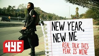 NEW YEAR, NEW ME (2016 is My Year For Real): The Movie