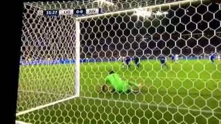 Lione-Juventus Parata su Rigore di Buffon Leggendario Highlights Champions League 2016-2017