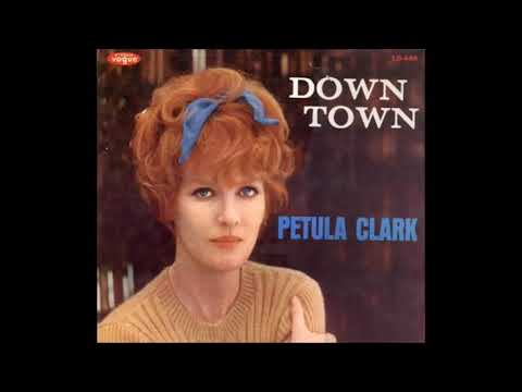 Downtown ~ Petula Clark video