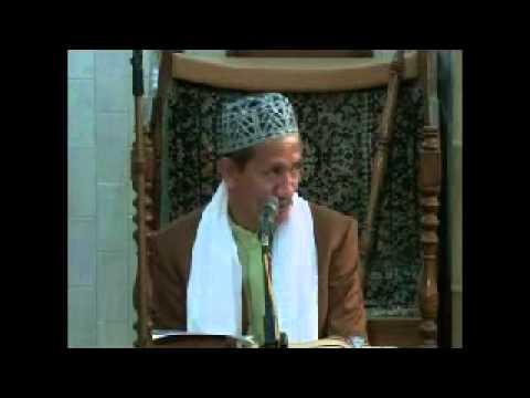 Waktu Adalah Kehidupan - Kh. Agoes Ali Masyhuri video