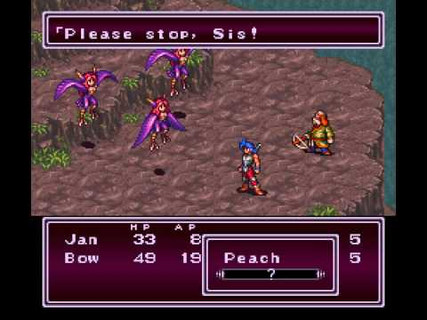Breath of Fire II - Vizzed.com Play Harpy - User video